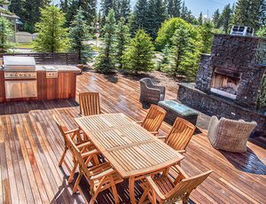Canmore Outdoor Kitchen